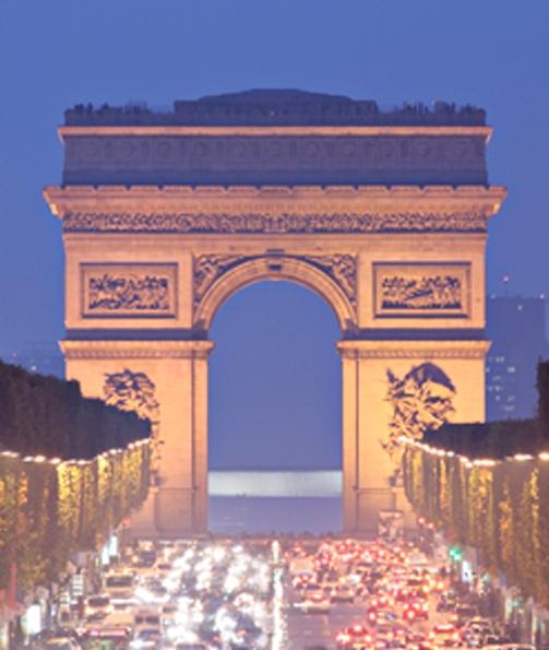 Scenic Runway Les Invalides Museum Paris France: Scenic Runway » Paris, France