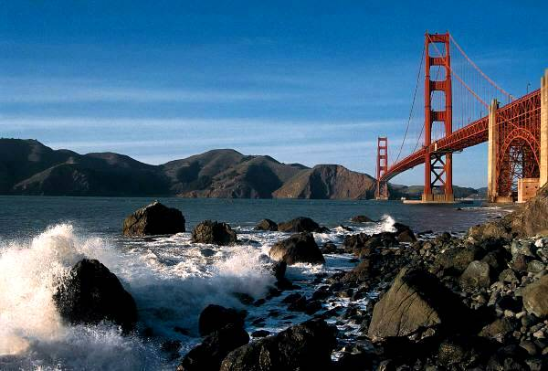 Scenic Runway 187 San Francisco Attractions