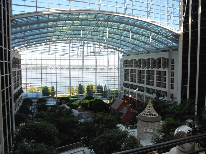 Scenic Runway 187 Gaylord National Resort And Convention Center