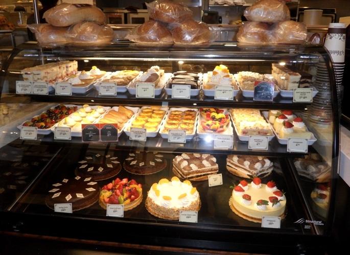 La Madeleine Cafe Menu