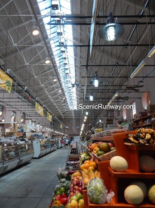 Interior Eastern Market