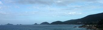 The Archipelago Iles Sanguinaires
