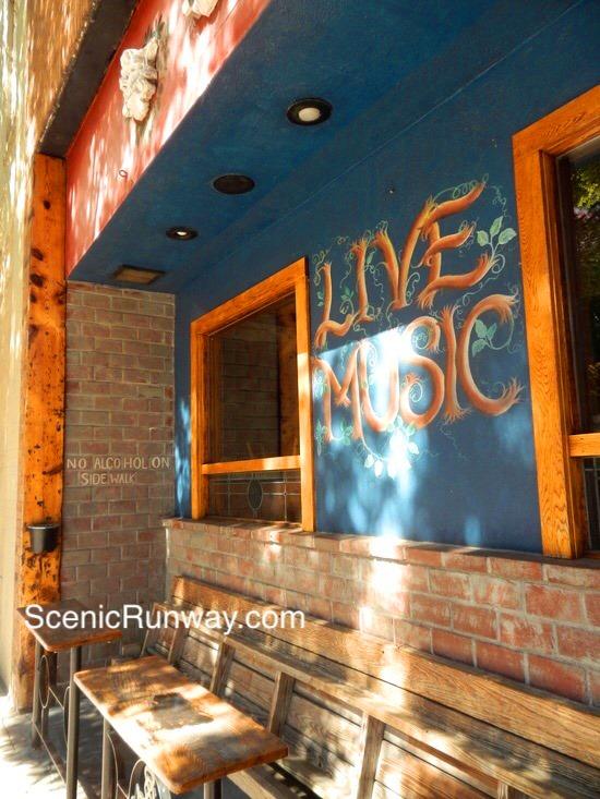 An Asheville Bar