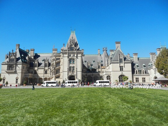 The Biltmore Estate, built in 1895 by George W. Vanderbilt is the largest privately owned house in the United States.  The family owned 250-room French Renaissance manor is located in Asheville, North Carolina with daily tours in designated areas of the manor.