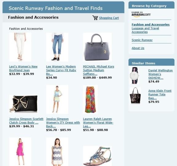 SR Amazon Store