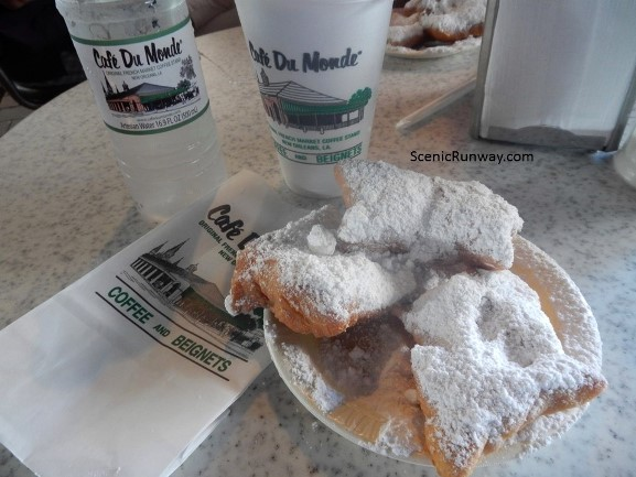 Coffee and Beignets in the Morning!